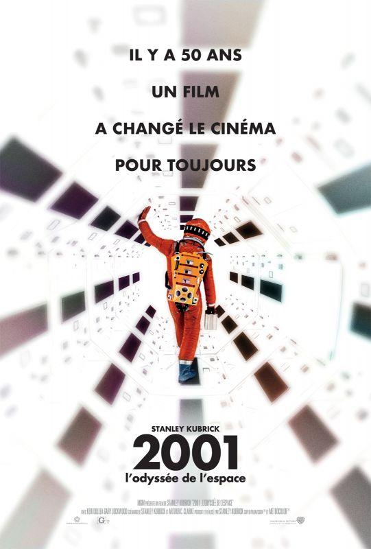 Jaquette du film 2001 : l'odyssée de l'espace