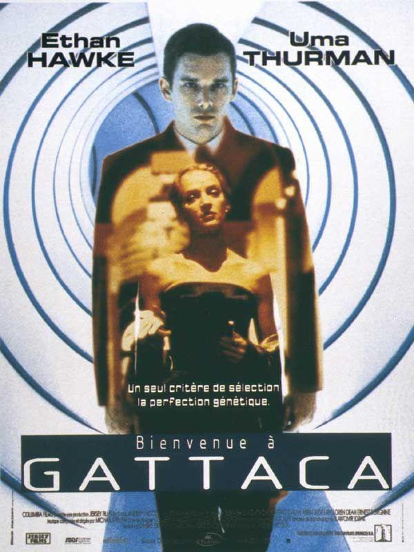 Jaquette du film Bienvenue à Gattaca