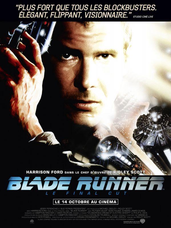Jaquette du film Blade Runner