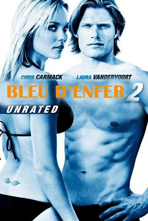 Affiche du film Bleu d'enfer 2 : le récif (2009) de Charles Winkler & Stephen Herek.