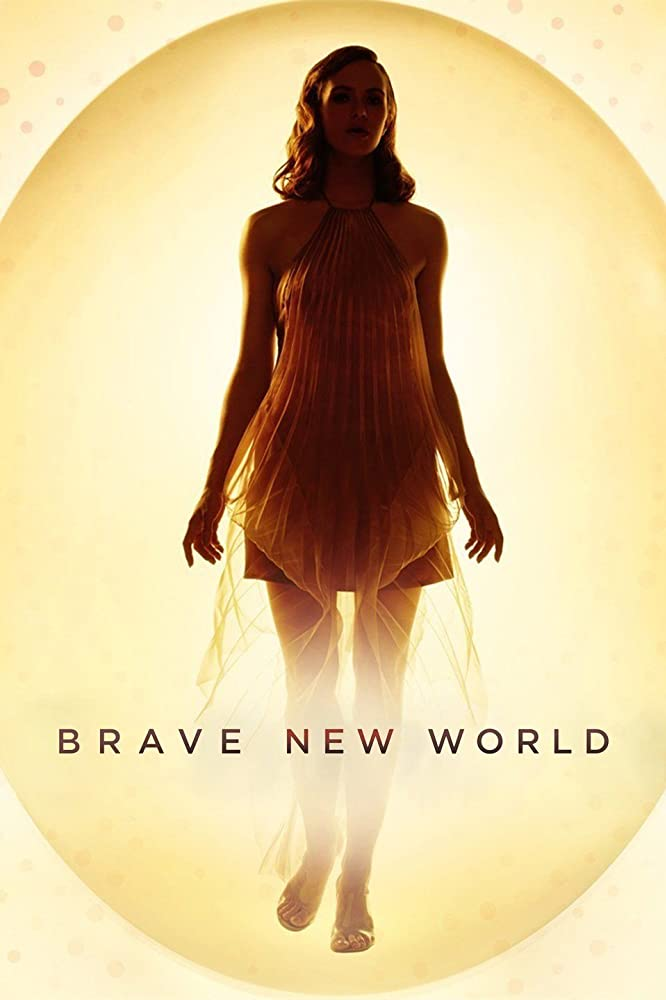 Brave New World (2020) - Affiche de la série