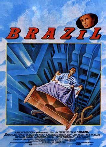 Jaquette du film Brazil