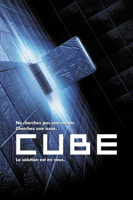 Jaquette du film Cube