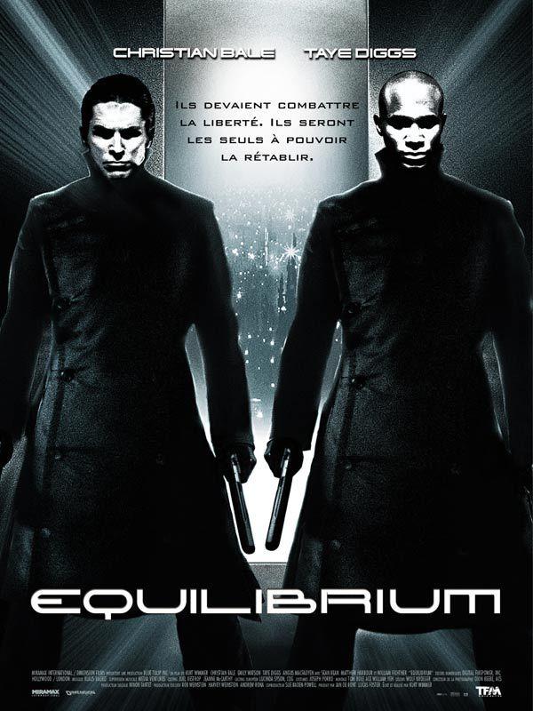 Jaquette du film Equilibrium