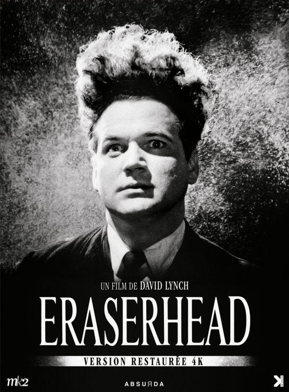 Jaquette du film Eraserhead