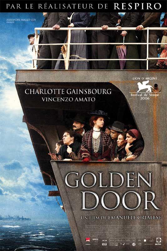 Jaquette du film Golden Door