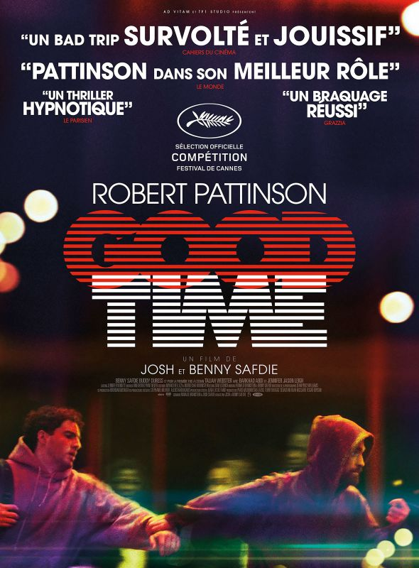 Jaquette du film Good Time