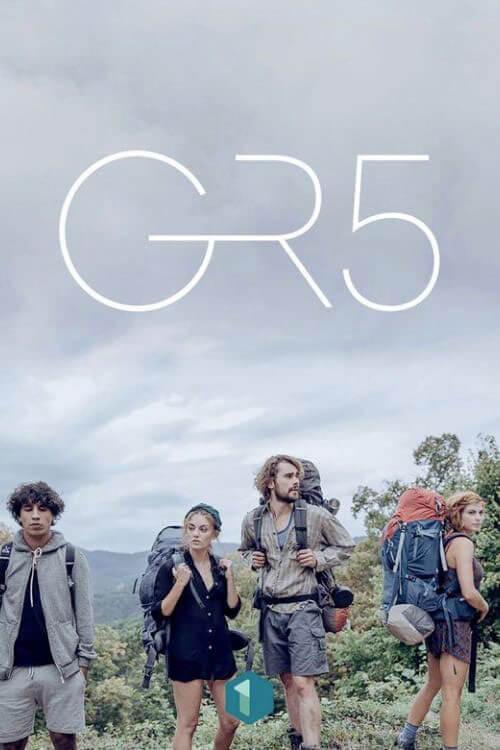 Affiche de la série GR5 (2020) de Jan Matthys.
