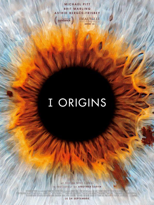 Jaquette du film I Origins