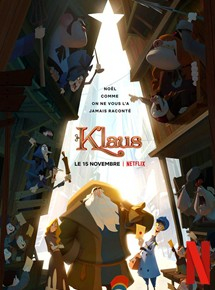 Affiche du film Klaus (2019) de Sergio Pablos.