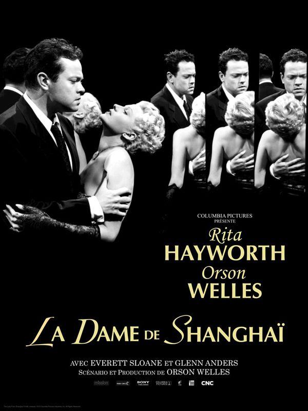 Jaquette du film La Dame de Shanghai
