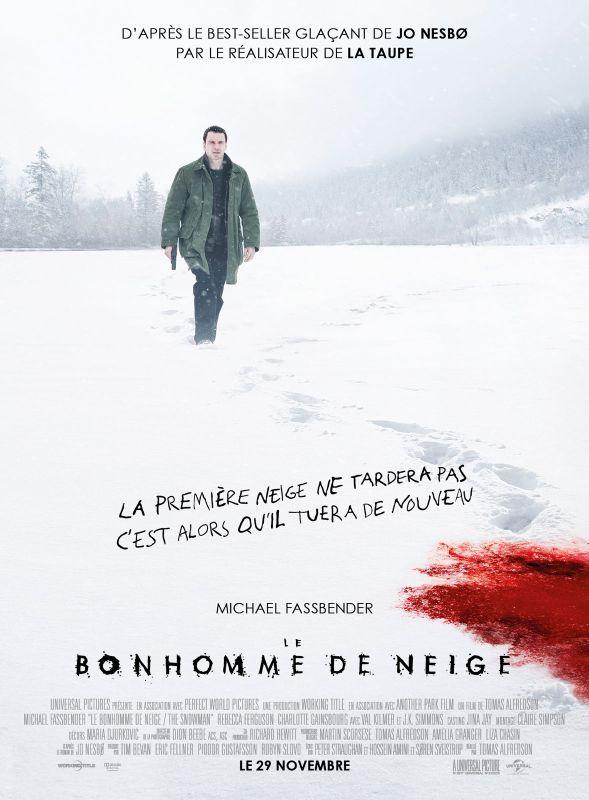 Jaquette du film Le Bonhomme de neige