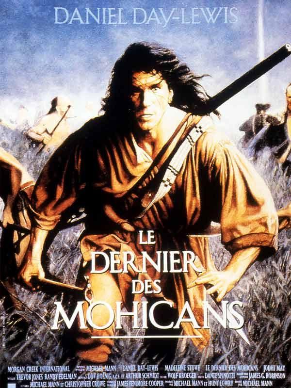Jaquette du film Le Dernier des Mohicans