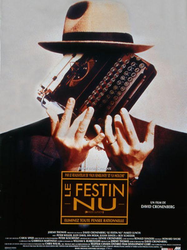 Jaquette du film Le Festin nu