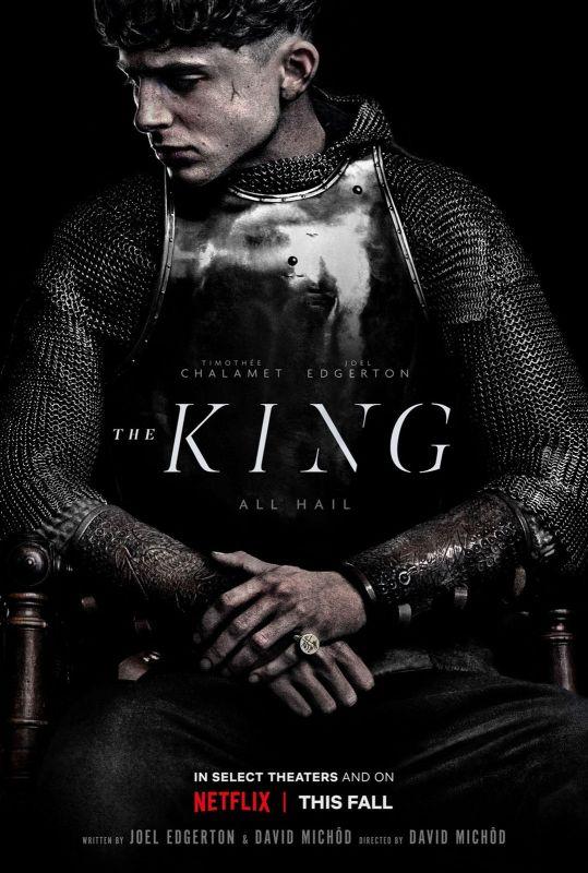 Jaquette du film Le Roi
