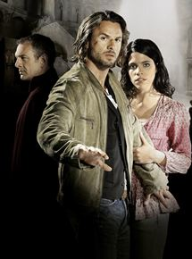 Affiche du film Le Secret de l'arche (2011) de Tobi Baumann.