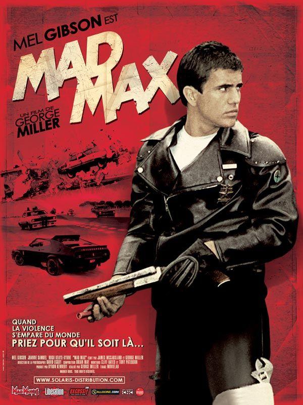 Jaquette du film Mad Max