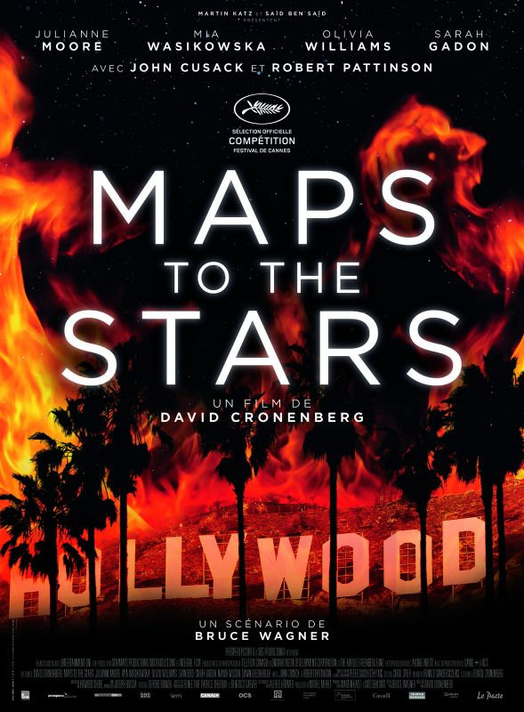 Jaquette du film Maps To The Stars