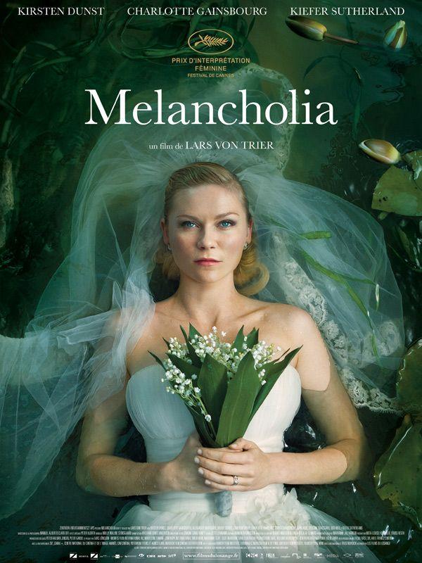 Jaquette du film Melancholia