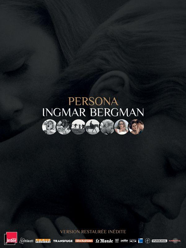 Jaquette du film Persona