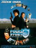Jaquette du film Police Story 3: Supercop