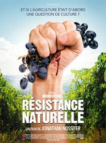 Affiche du film Résistance Naturelle