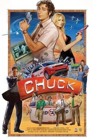 Affiche de la série Chuck
