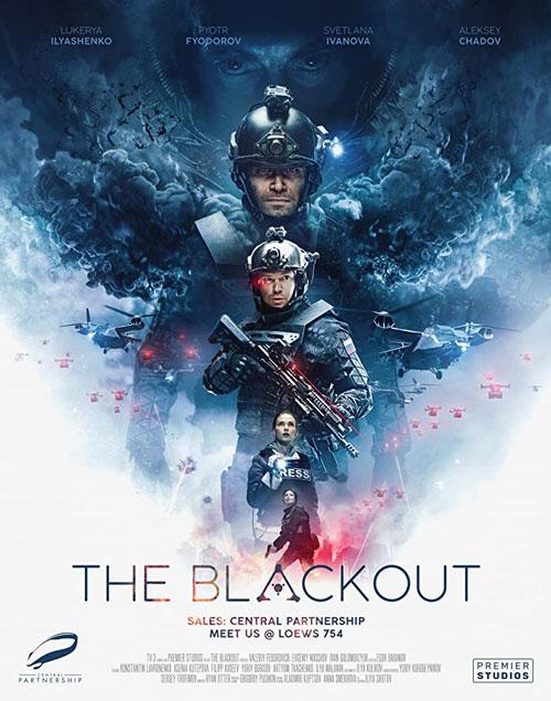 Affiche du film The blackout : Invasion Earth (2020) de Yegor Baranov.