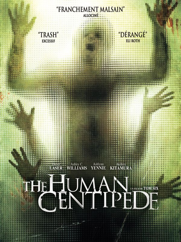 Jaquette du film The Human Centipede (First Sequence)