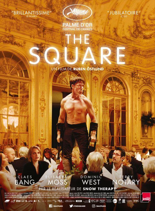 Jaquette du film The Square